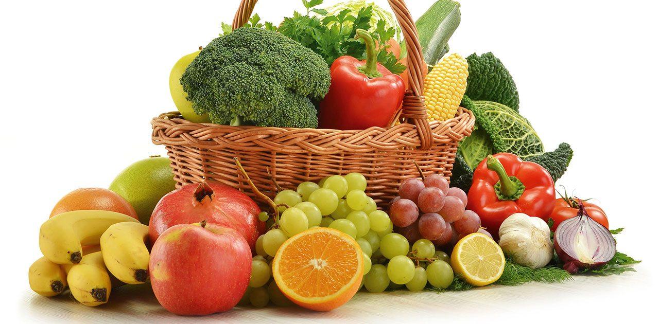 carboidrati frutta e verdura